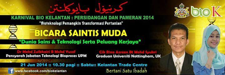 Banner_Bicara Saintis Muda bioK 2014
